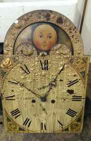 1860-mahogany-grandfather-clock-before